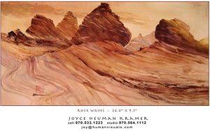 Joyce Heuman | Rock Waves