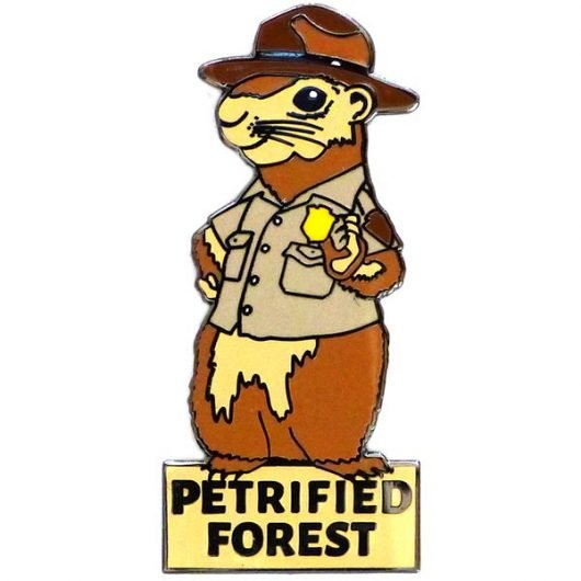 Chip Rockwood, Petrified Forest Park Ranger