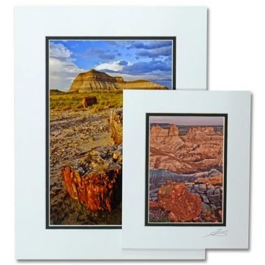 Fine Art Photography Matted Prints