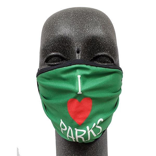 Cooling Face Masks - I Love Parks
