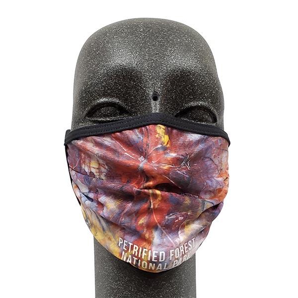 Cooling, reusable face masks