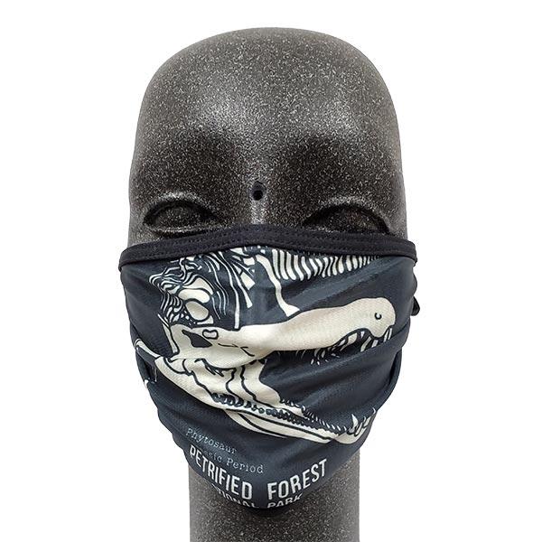 Cooling face mask - Phytosaur style