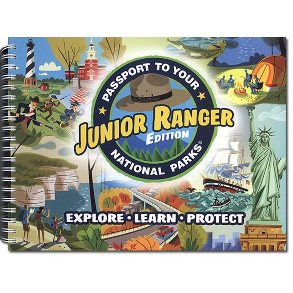 Passport to Your National Parks - Junior Ranger Edition