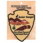Petrified Forest Junior Ranger Patch