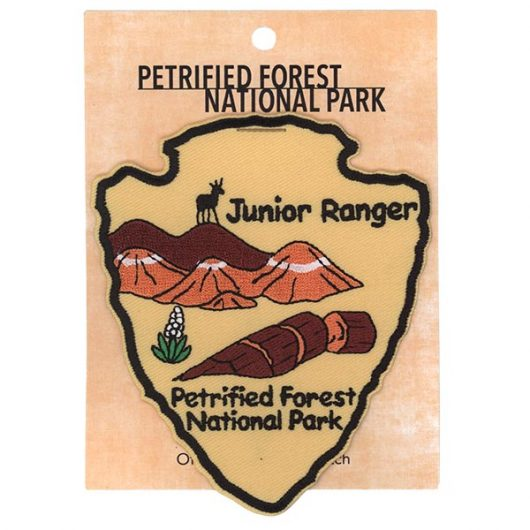 Petrified Forest Junior Ranger Patch
