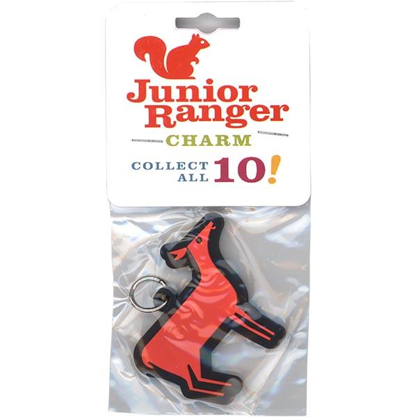 Deer Junior Ranger Charm