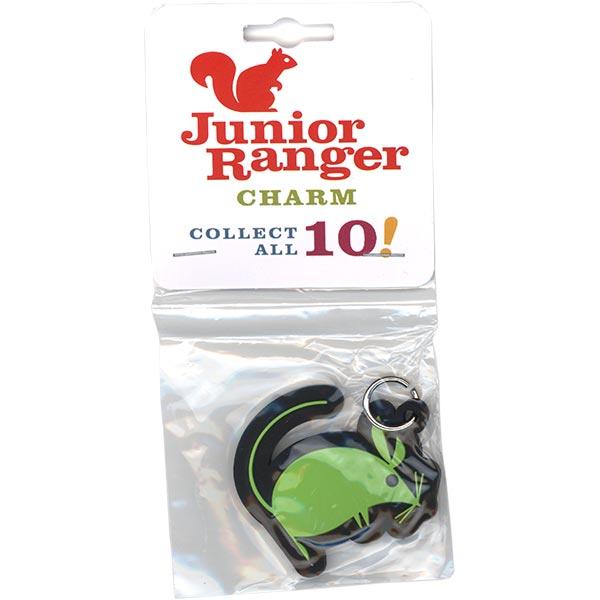 Mouse Junior Ranger Charm