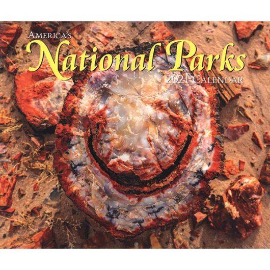 America's National Park 2021 Calendar