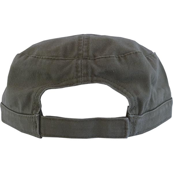 Military cap Velcro back