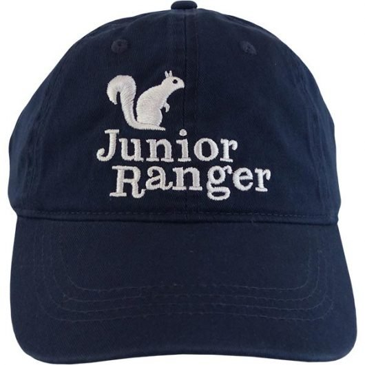 Junior Ranger Ball Cap - Navy Blue