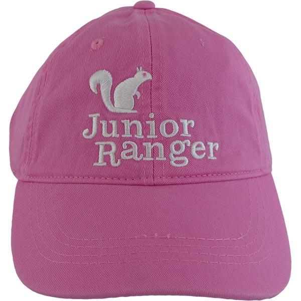 Junior Ranger Ball Cap - Pink