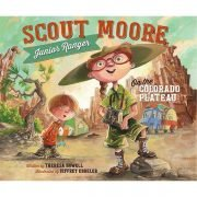 Scout Moore, Junior Ranger on the Colorado Plateau